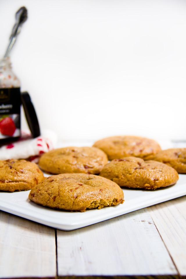 PB, Banana & Jelly Cookies (1 of 10)