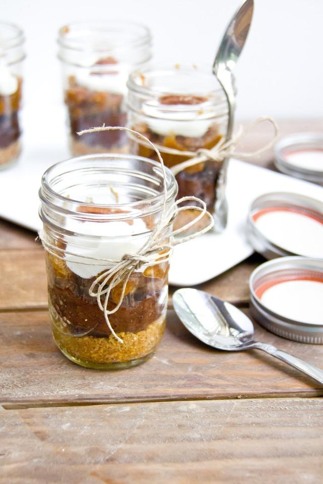 Chocolate Pecan Pie in a Jar (10 of 16)