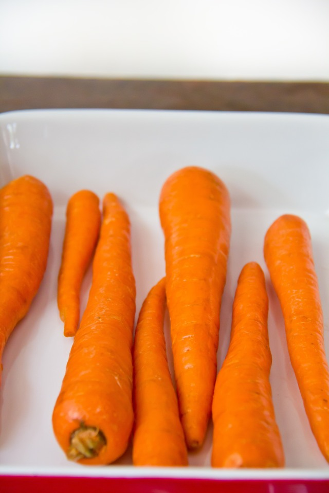 Roasted Carrot Fries (1 of 6)