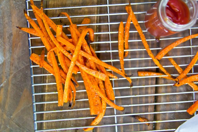 Roasted Carrot Fries (5 of 6)